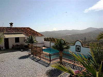 Image 10 | 5 bedroom farmhouse for sale with 4.13 hectares of land, Velez Malaga, Malaga Costa del Sol, Andalucia 143459