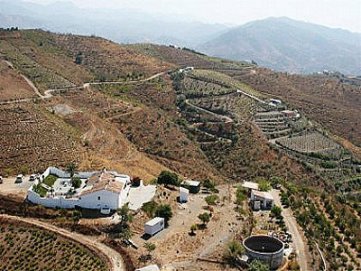 Image 6 | 5 bedroom farmhouse for sale with 4.13 hectares of land, Velez Malaga, Malaga Costa del Sol, Andalucia 143459