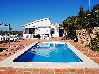 4 bedroom villa for sale, Competa, Malaga Costa del Sol, Andalucia