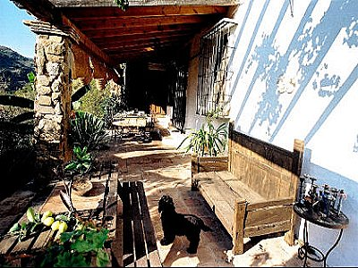 Image 8 | 4 bedroom farmhouse for sale with 0.4 hectares of land, Sayalonga, Malaga Costa del Sol, Andalucia 143465