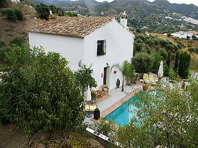 Image 1 | 4 bedroom farmhouse for sale with 2,000m2 of land, Archez, Malaga Costa del Sol, Andalucia 143472
