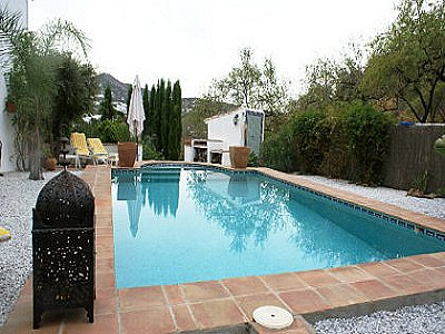 Image 5 | 4 bedroom farmhouse for sale with 2,000m2 of land, Archez, Malaga Costa del Sol, Andalucia 143472