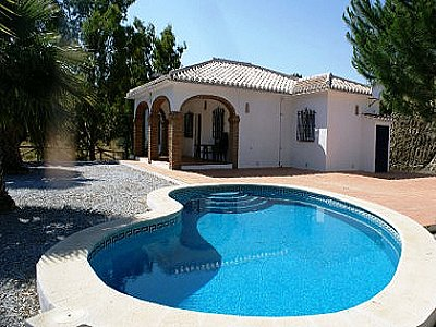 2 bedroom villa for sale, Competa, Malaga Costa del Sol, Andalucia