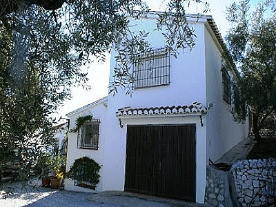 Image 13 | 2 bedroom villa for sale with 2.4 hectares of land, Competa, Malaga Costa del Sol, Andalucia 143501