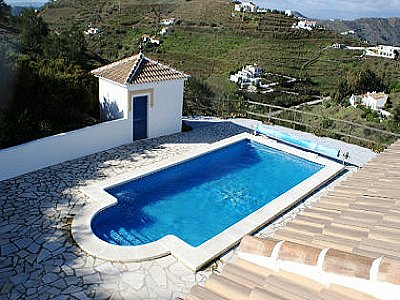 Image 5 | 4 bedroom villa for sale with 0.73 hectares of land, Competa, Malaga Costa del Sol, Andalucia 143508