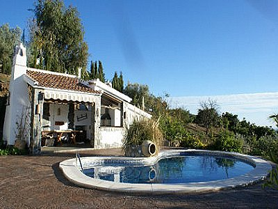 Image 2 | 3 bedroom villa for sale with 0.36 hectares of land, Competa, Malaga Costa del Sol, Andalucia 143510