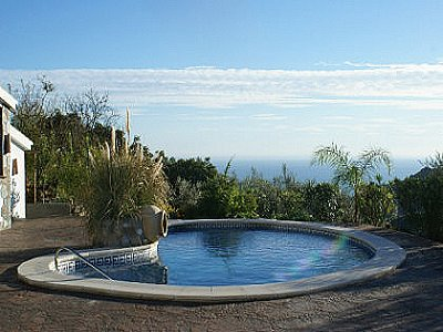Image 3 | 3 bedroom villa for sale with 0.36 hectares of land, Competa, Malaga Costa del Sol, Andalucia 143510