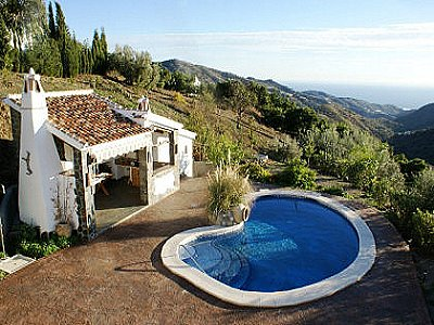 Image 4 | 3 bedroom villa for sale with 0.36 hectares of land, Competa, Malaga Costa del Sol, Andalucia 143510