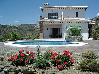 Image 5 | 3 bedroom villa for sale with 0.36 hectares of land, Competa, Malaga Costa del Sol, Andalucia 143510