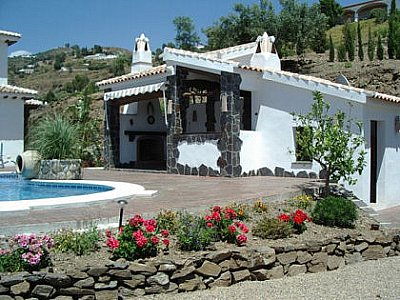 Image 7 | 3 bedroom villa for sale with 0.36 hectares of land, Competa, Malaga Costa del Sol, Andalucia 143510