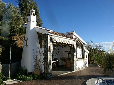 Image 8 | 3 bedroom villa for sale with 0.36 hectares of land, Competa, Malaga Costa del Sol, Andalucia 143510