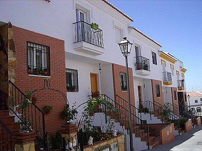 4 bedroom townhouse for sale, Competa, Malaga Costa del Sol, Andalucia