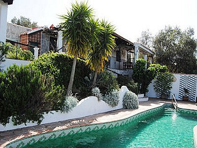 Image 2 | 4 bedroom farmhouse for sale with 0.38 hectares of land, Torrox, Malaga Costa del Sol, Andalucia 143543