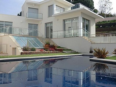 Picture of 4 bedroom Villa in Lloret de Mar, Catalonia for sale  with 1400m2 of land - Reference 143616