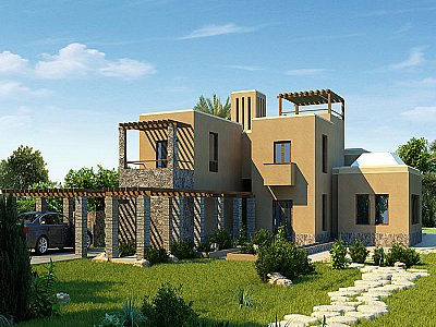 Villa For Sale Wadi Chbika