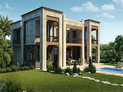 Image 1 | 4 bedroom villa for sale, Wadi Chbika, Chbika, Morocco Coast 143822