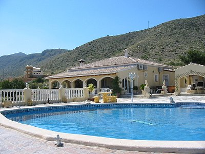 4 bedroom villa for sale, Alicante, Alicante Costa Blanca, Valencia