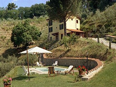 4 bedroom farmhouse for sale, Pescia, Pistoia, Tuscany