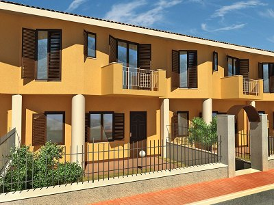 2 bedroom villa for sale, Porto Empedocle, Sicily, Italian Islands