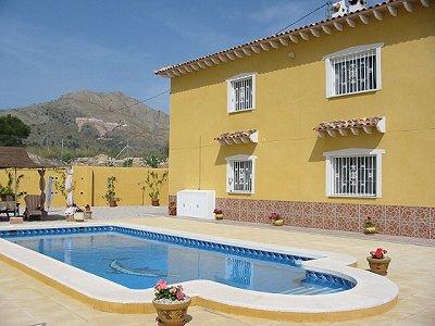 6 bedroom villa for sale, Alicante, Alicante Costa Blanca, Valencia
