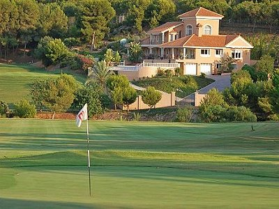 5 Bedroom Villa Situated in La Manga Club