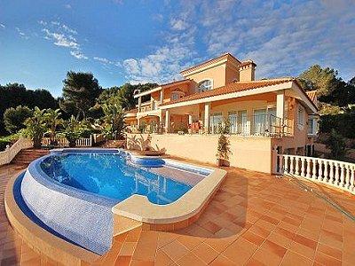 Image 2 | 5 Bedroom Villa Situated in La Manga Club 145592