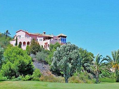 Image 3 | 6 bedroom villa for sale with 0.31 hectares of land, La Manga Club Golf, Atamaria, Murcia Costa Calida, Murcia 145594
