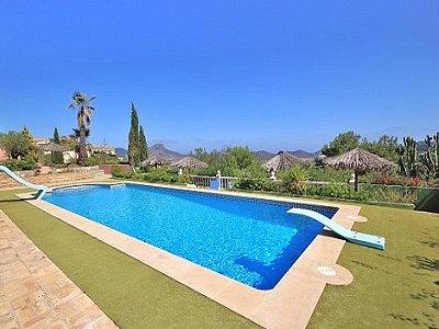 Image 6 | 6 bedroom villa for sale with 0.31 hectares of land, La Manga Club Golf, Atamaria, Murcia Costa Calida, Murcia 145594
