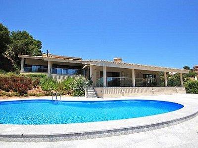 Image 2   5 bedroom villa for sale with 0.3 hectares of land, La Manga Club Golf, Atamaria, Murcia Costa Calida, Murcia 145612