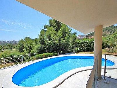 Image 3   5 bedroom villa for sale with 0.3 hectares of land, La Manga Club Golf, Atamaria, Murcia Costa Calida, Murcia 145612