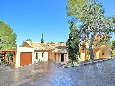 4 bedroom villa for sale, La Manga Club Golf, Atamaria, Murcia Costa Calida, Murcia