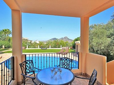 Image 3 | 4 bedroom villa for sale with 0.27 hectares of land, La Manga Club Golf, Atamaria, Murcia Costa Calida, Murcia 145615