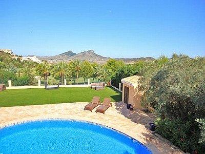 Image 4 | 4 bedroom villa for sale with 0.27 hectares of land, La Manga Club Golf, Atamaria, Murcia Costa Calida, Murcia 145615