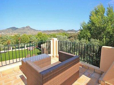 Image 5 | 4 bedroom villa for sale with 0.27 hectares of land, La Manga Club Golf, Atamaria, Murcia Costa Calida, Murcia 145615