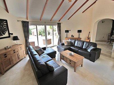 Image 7 | 4 bedroom villa for sale with 0.27 hectares of land, La Manga Club Golf, Atamaria, Murcia Costa Calida, Murcia 145615