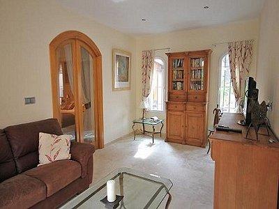 Image 9 | 4 bedroom villa for sale with 0.27 hectares of land, La Manga Club Golf, Atamaria, Murcia Costa Calida, Murcia 145615