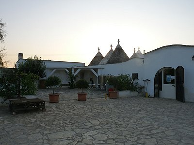 Winemaking Business, Trullo House, B&B + Lamia