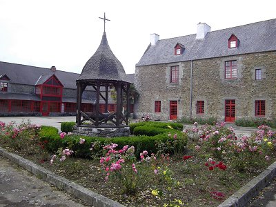 Picture of 12th Century former Abbey for sale in Brittany