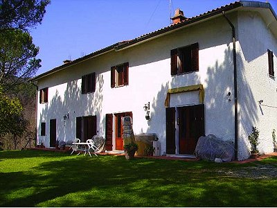 11 bedroom house for sale, Pistoia, Chianti