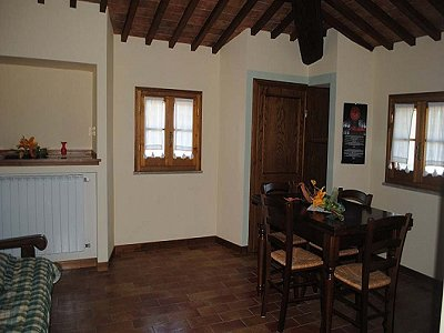 Image 7 | 2 bedroom apartment for sale with 30m2 of land, Lajatico, Pisa, Tuscany 146736