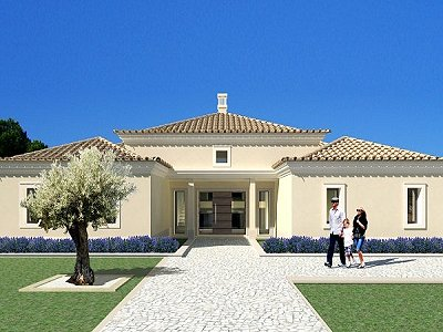 Picture of 4 bedroom Villa in Vale do Lobo, Algarve for sale  with 1340m2 of land - Reference 146890