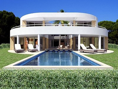 Picture of Villa For Sale Vale do Lobo