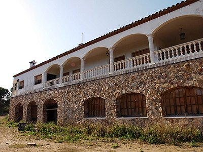 Farmhouse for sale, Tossa de Mar, Girona Costa Brava, Catalonia