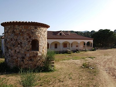 Image 2 | Farmhouse for sale, Tossa de Mar, Girona Costa Brava, Catalonia 147290