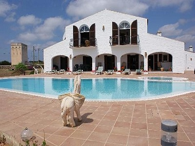 Picture of 4 bedroom Farmhouse in Trepuco, Menorca for sale  with 6060m2 of land - Reference 147333