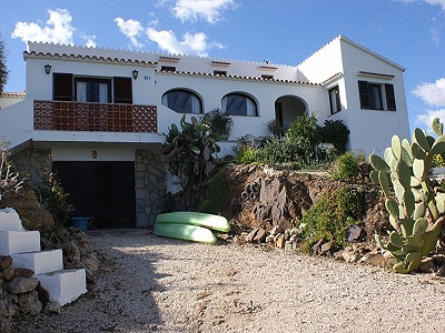 Picture of 3 bedroom Villa in S'Albufera, Menorca for sale  with 1000m2 of land - Reference 147369