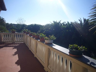 Image 3 | 3 bedroom villa for sale with 400m2 of land, Bordighera, Imperia, Liguria 147423