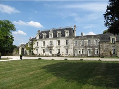 Picture of South Loire French Chateau For Sale