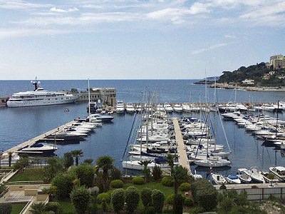 Picture of 3 bedroom Apartment in Fontvieille Marina, South West Monaco for sale  with 80m2 of land - Reference 147912