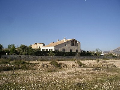 Image 1 | 4 bedroom farmhouse for sale with 2,000m2 of land, Hondon, Alicante Costa Blanca, Valencia 148151